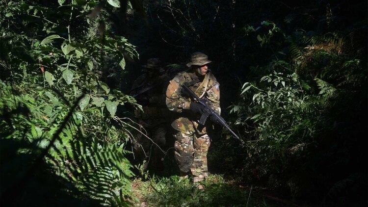 La guerra por el territorio es uno de los potenciales ejes de conflicto en todo el mundo. Foto: Fernando Calzada.