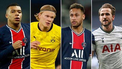 La lista de los 10 futbolistas más caros del mundo: el meteórico ascenso de Erling Haaland