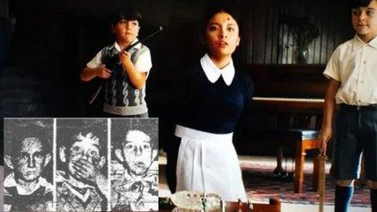 En la serie 'Narcos México' aparece el momento en que los hermanos Salinas de Gortari matan a su mucama