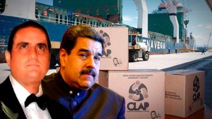 Alex Saab es señalado como testaferro de Nicolás Maduro