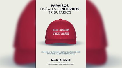 """""""Paraísos fiscales, infiernos tributarios"""", el libro que acaba de publicar Litwak"""