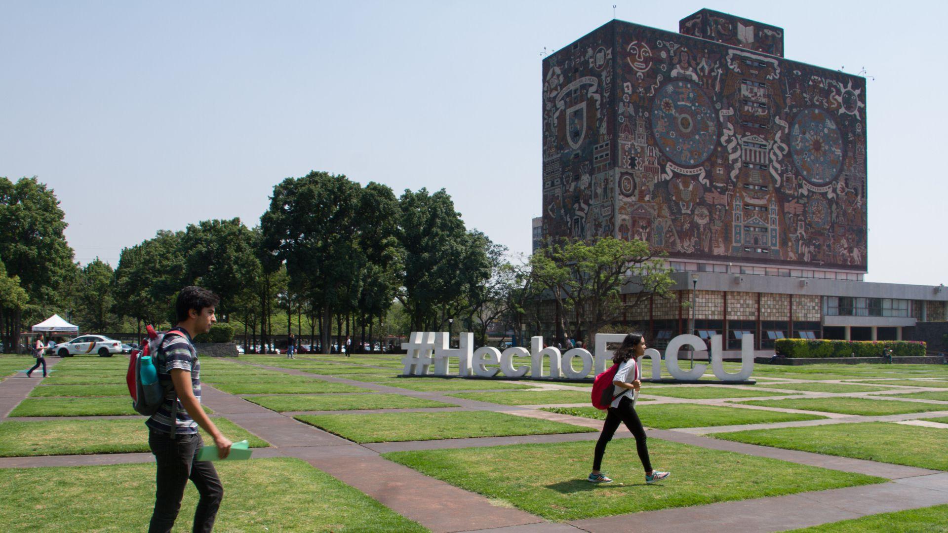 Los resultados del examen de selección publicados hoy por la UNAM corresponden a las pruebas realizadas entre el 25 de mayo y el 10 de junio (Foto: Cuartoscuro)