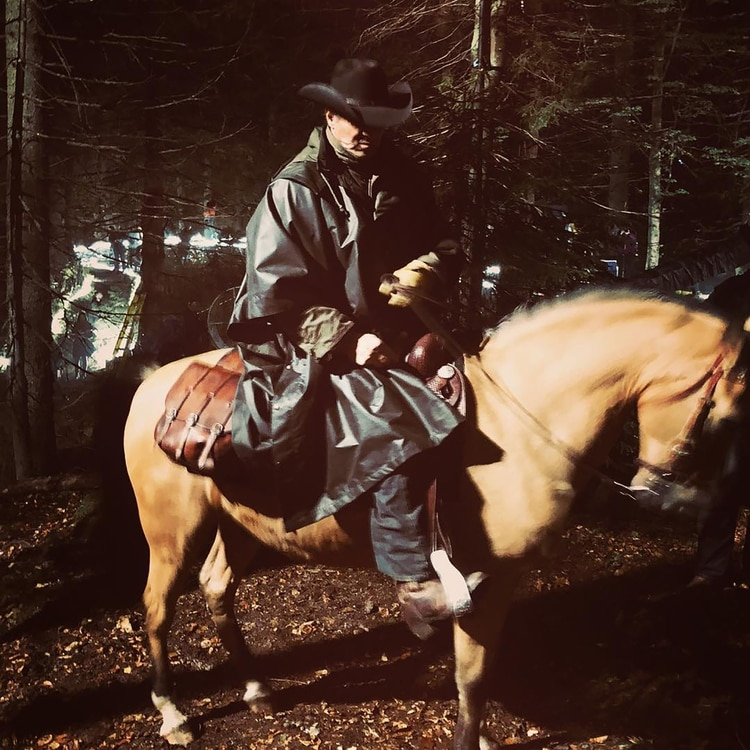 Otra de las fotos publicadas por Stallone (@officialslystallone)