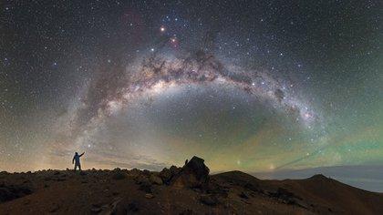 La colisión podría ocasionar que el Sistema Solar sea expulsado de la Vía Láctea