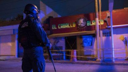 Los Zetas convirtieron a Tamaulipas en zona de guerra desde 2010 (Foto: Cuartoscuro)