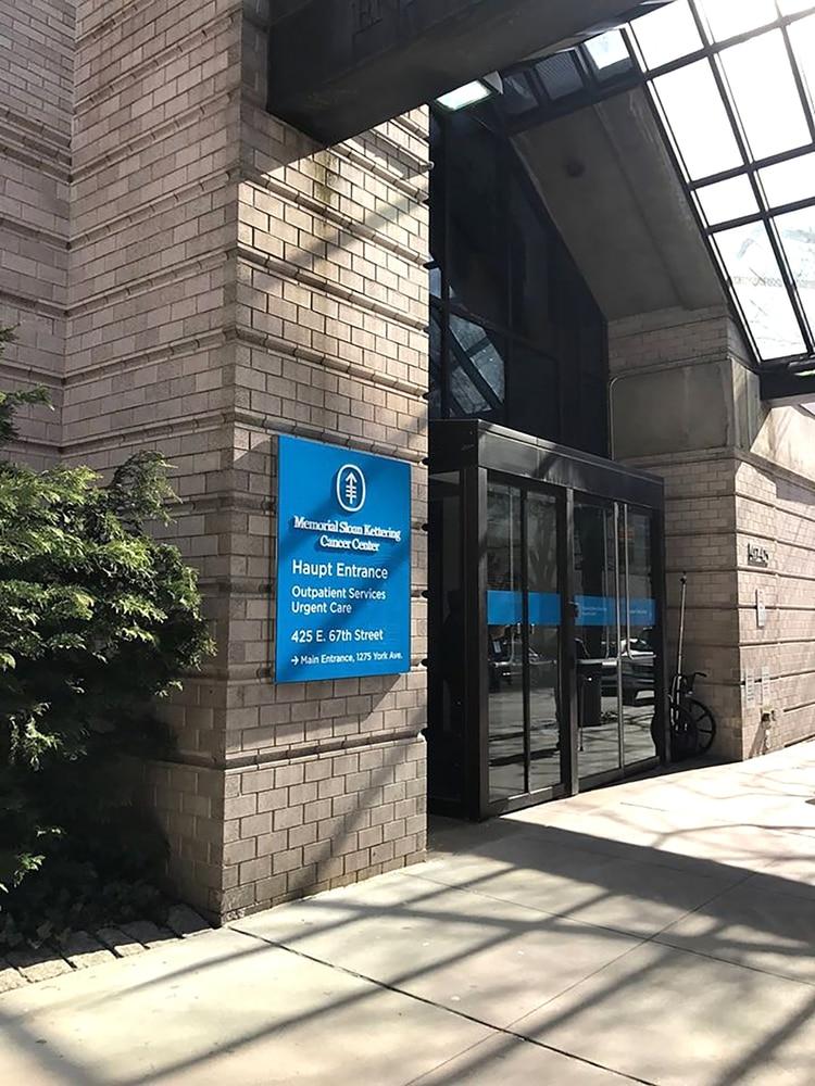 Instituto Sloan Kettering de Nueva York es el centro oncológico privado más grande y antiguo del mundo (@sloankettering)