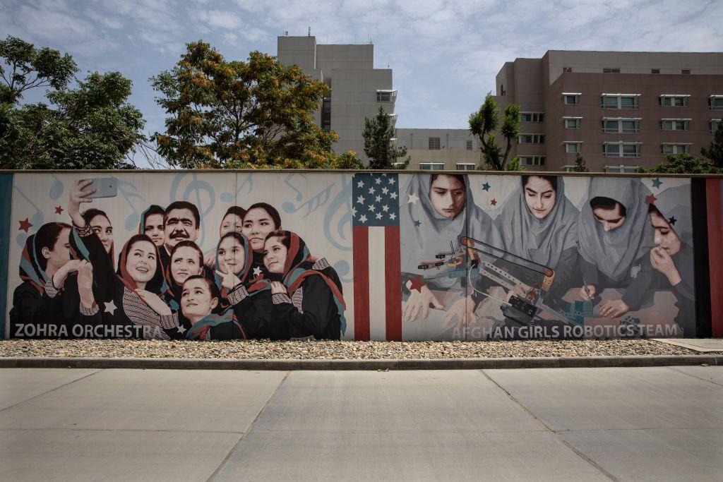 30-07-2021 Embajada de EEUU en Kabul POLITICA ASIA AFGANISTÁN INTERNACIONAL PAULA BRONSTEIN