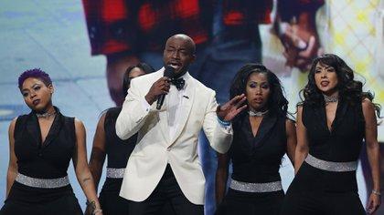 Taye Diggs en la apertura de los Critics' Choice Awards (REUTERS/Mike Blake)