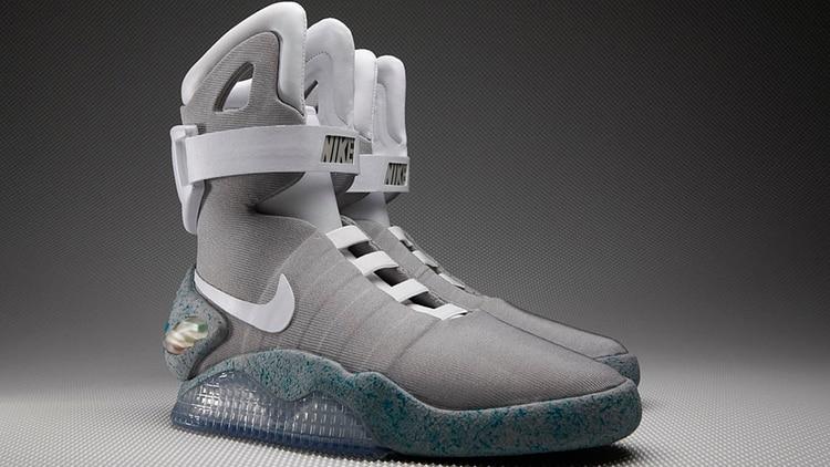 Nike Volver En Futuristas Zapatillas Las Marty De Al Mcfly Prepara 4RAjL5