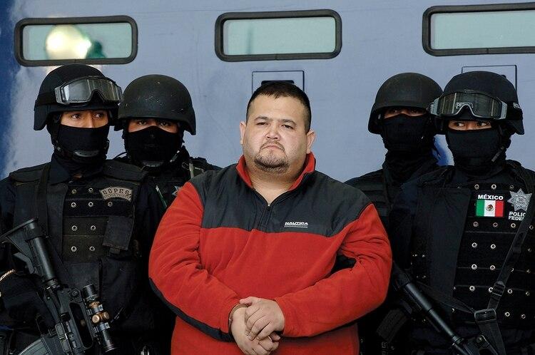 """El Teo"" ordenaba a ""El Pozolero"" convertir en caldo a sus rivales(Foto: Reuters)"