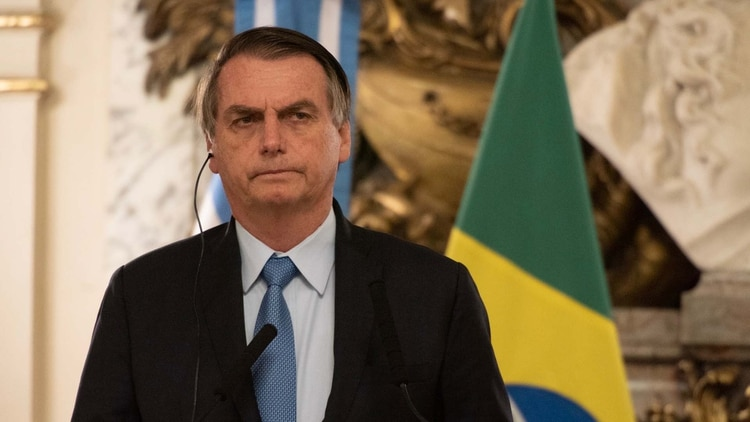 Jair Bolsonaro (foto: Adrián Escandar)