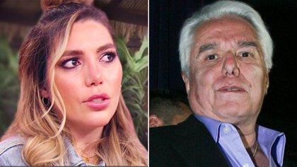 Enrique Guzmán respondió a las declaraciones de su nieta, Frida Sofía, en entrevista con Gustavo Adolfo Infante (Foto: Cuartoscuro / Captura de pantalla Telemundo-Televisa)