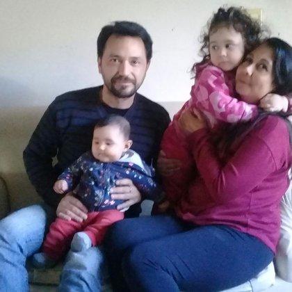 Eduardo Romero tiene 43 años, es reportero, y está desempleado desde que empezó la cuarentena
