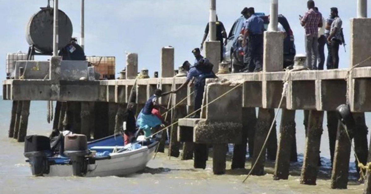 Los 16 niños venezolanos deportados por Trinidad y Tobago retornaron a la  isla tras pasar un día en altamar - Infobae