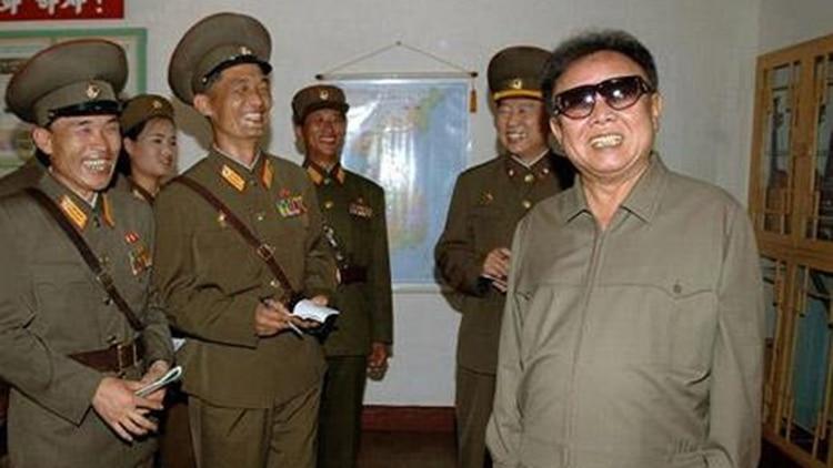 Kim Jong Il viajó de incógnito a China para cerrar el trato, según The Washington Post (Wikipedia)