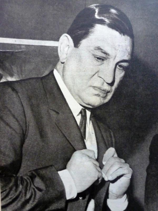 Comisario Evaristo Meneses
