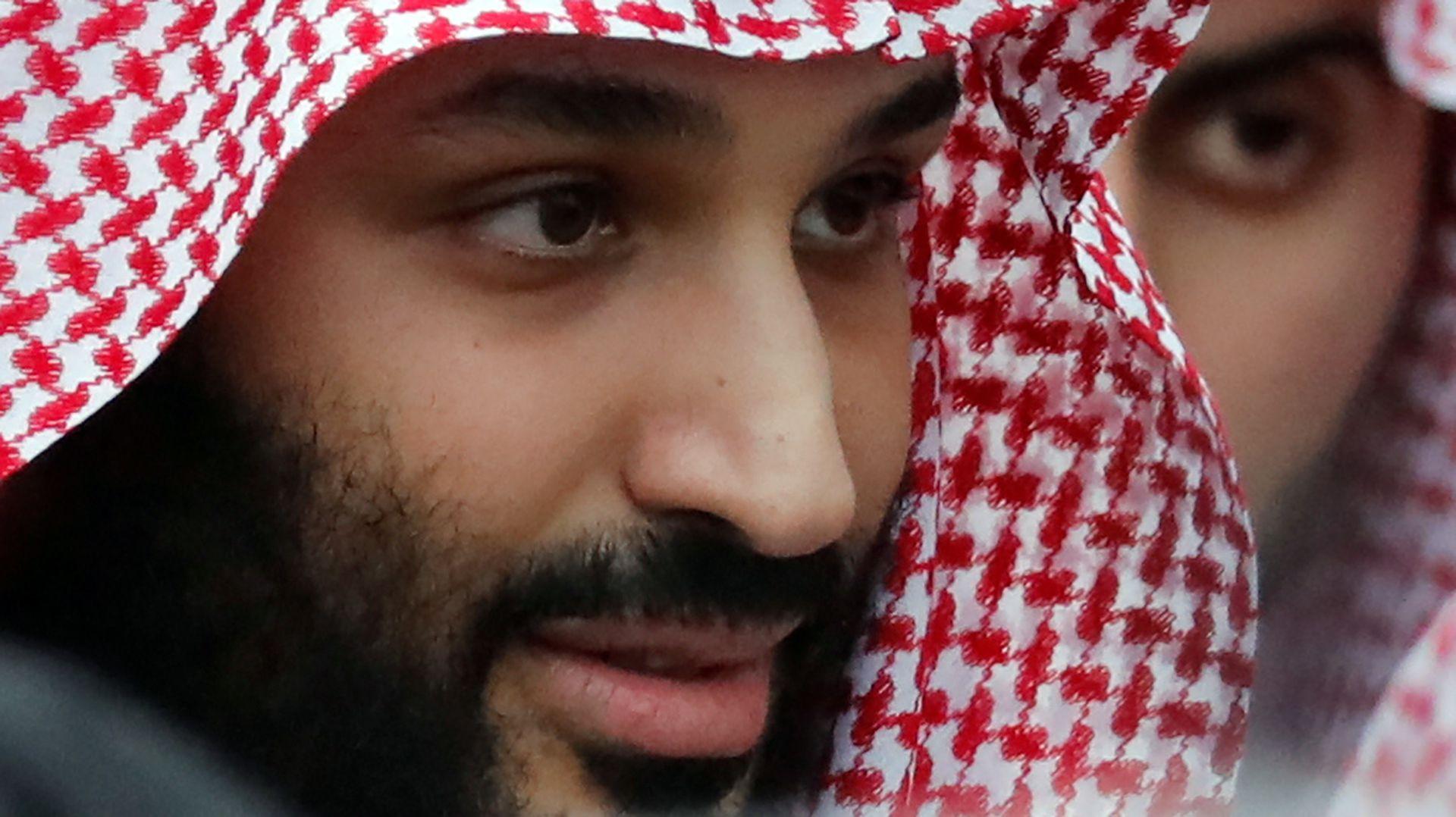 El príncipe heredero saudita Mohammed bin Salman (REUTERS/Jorge Silva/File Photo)