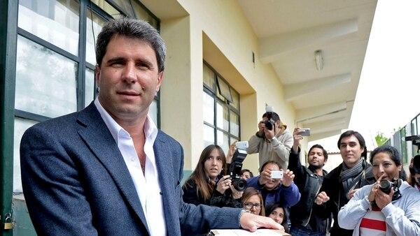 El gobernador de San Juan, Sergio Uñac (NA)
