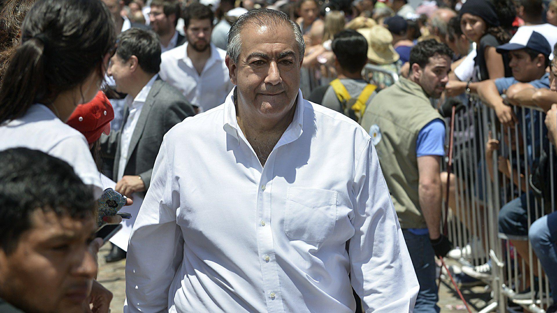Héctor Daer, cotitular de la CGT y líder de ATSA Buenos Aires