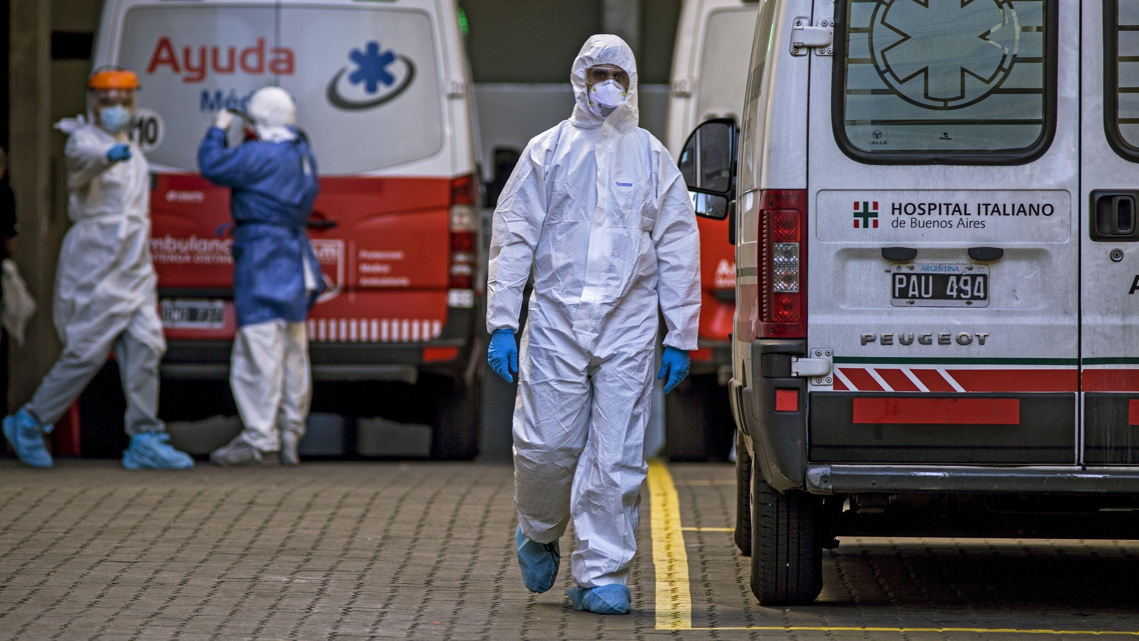 En la mayor parte del país, se detectó un salto en el registro de contagios de coronavirus y varias localidades tuvieron que retroceder de fase (Europa Press)