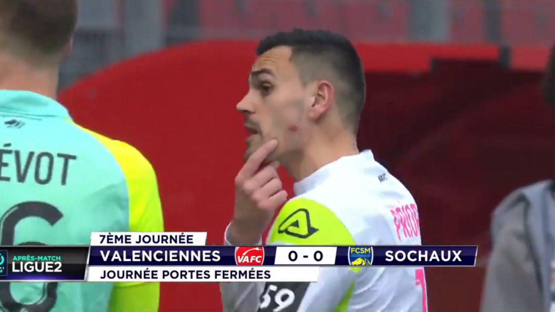 mordida fútbol francés