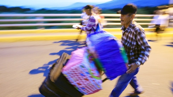 De acuerdo con Acnur y la OMI, en el país ya se encuentran más de 1.032.000 venezolanos residiendo. (EFE)