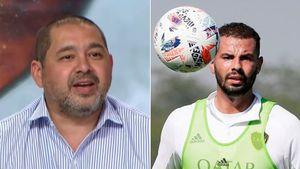 El apodo despectivo que Cristian Traverso le puso a Cardona y la sorpresiva respuesta del colombiano