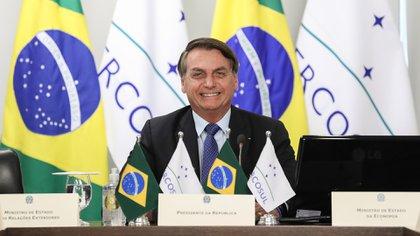 """La falta de liderazgo regional es alarmante. Retroceder,  no le servirá siquiera a la Nación mas autosuficiente -Brasil-, que, más allá de su coyuntura aperturista, fortalecerá así su """"instinto aislacionista"""" (AFP)"""