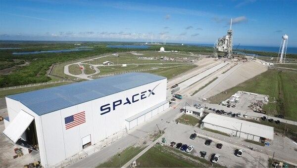 Compañía SpaceX, de Elon Musk