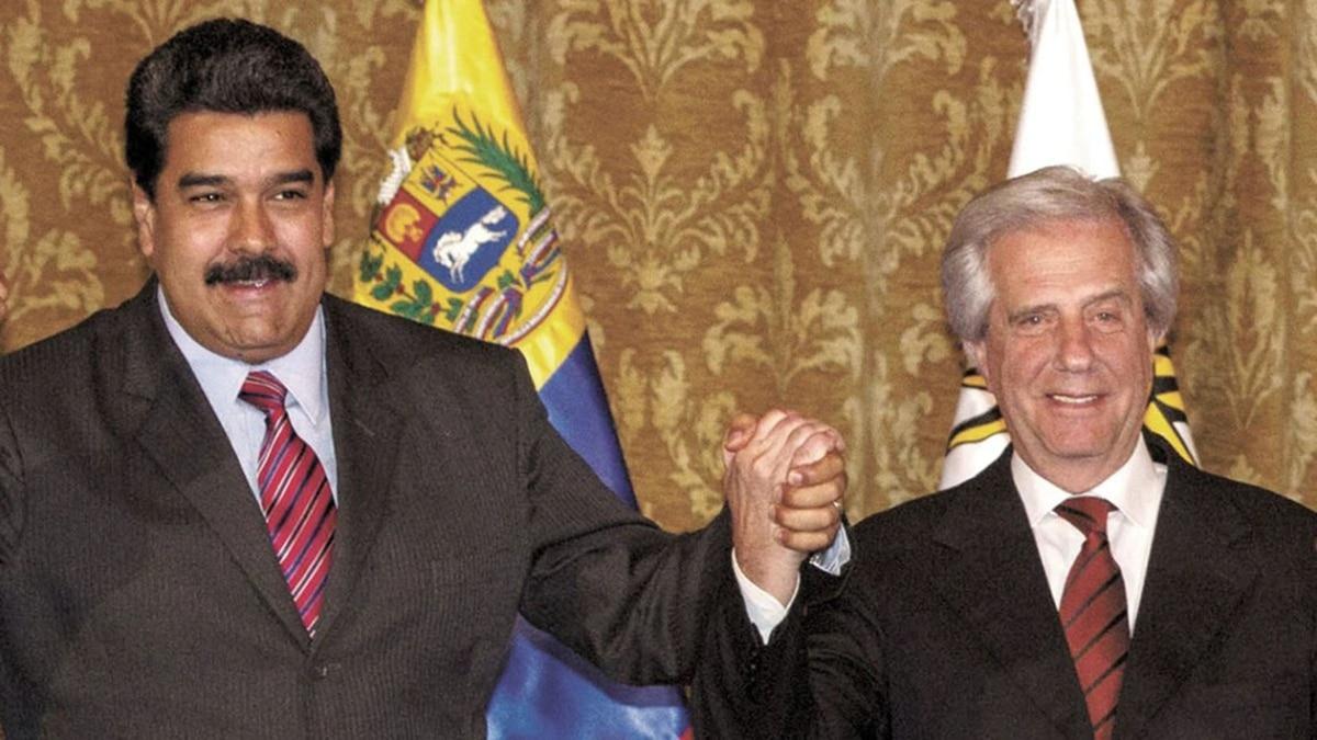 Los negocios millonarios del hijo de Tabaré Vázquez que explicarían el apoyo uruguayo al régimen de Nicolás Maduro