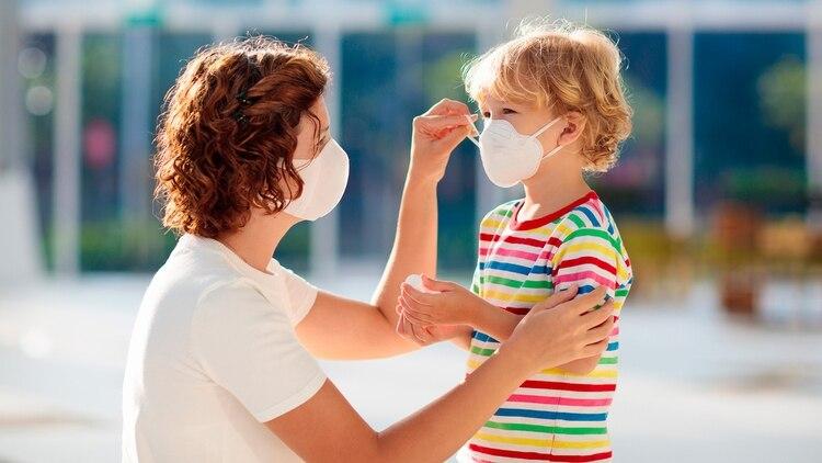 La coyuntura nacional y mundial va a afectar a los niños tanto como le afecte a los padres (Shutterstock)
