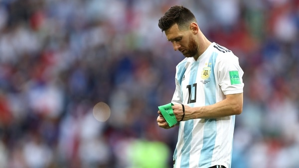 Lionel Messi no sería convocado para la gira amistosa por los Estados Unidos (Getty Images)