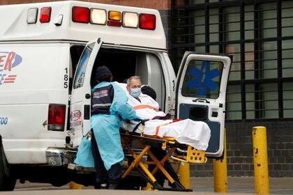 EEUU es el país más afectados por la pandemia (REUTERS/Lucas Jackson)