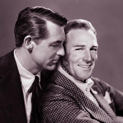 Cary y Randolph, un amor prohibido que no quisieron ocultar