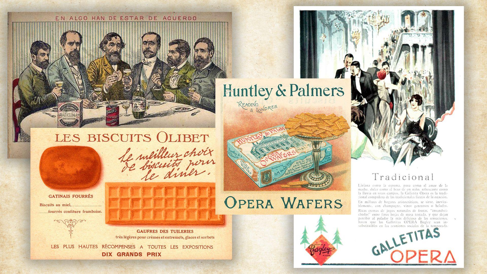 Collage Historia galletitas Opera