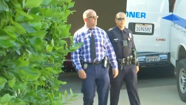"""Una amiga de Miller llamó al 911 y el incidente fue reportado como un """"paciente con paro cardíaco"""""""
