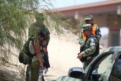 La migración será uno de los temas más complicados de abordar durante la cumbre EEUU-México (Foto: Nacho Ruiz/ Cuartoscuro)