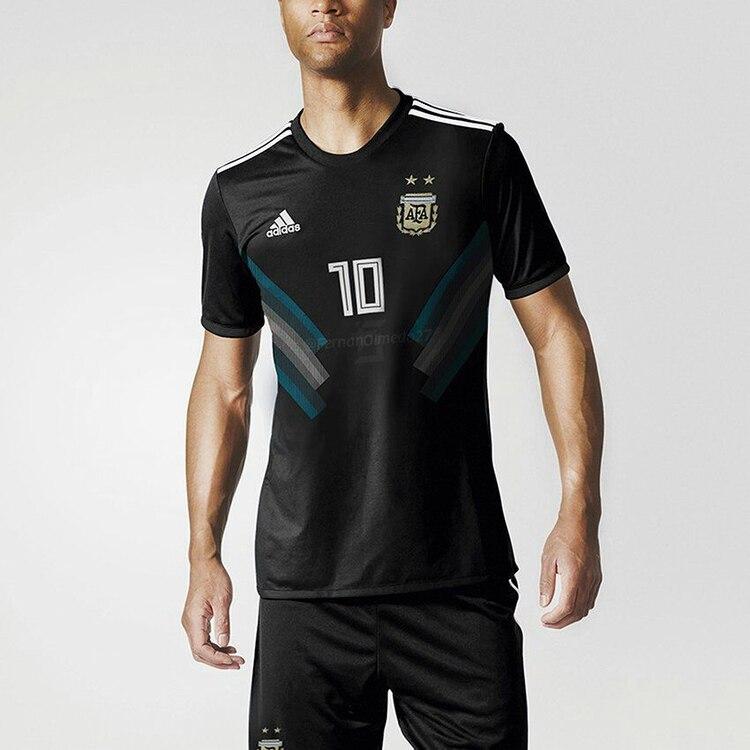 8ca2dd102bc7c La camiseta argentina alternativa cambia de color para el Mundial ...