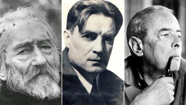 Macedonio, Arlt y Gombrowicz