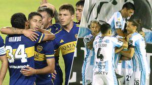 Copa de la Liga: Boca le gana desde el arranque a Atlético Tucumán e ingresa a zona de clasificación