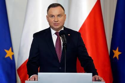El presidente de Polonia, Andrzej Duda (REUTERS/Kacper Pempel, archivo)
