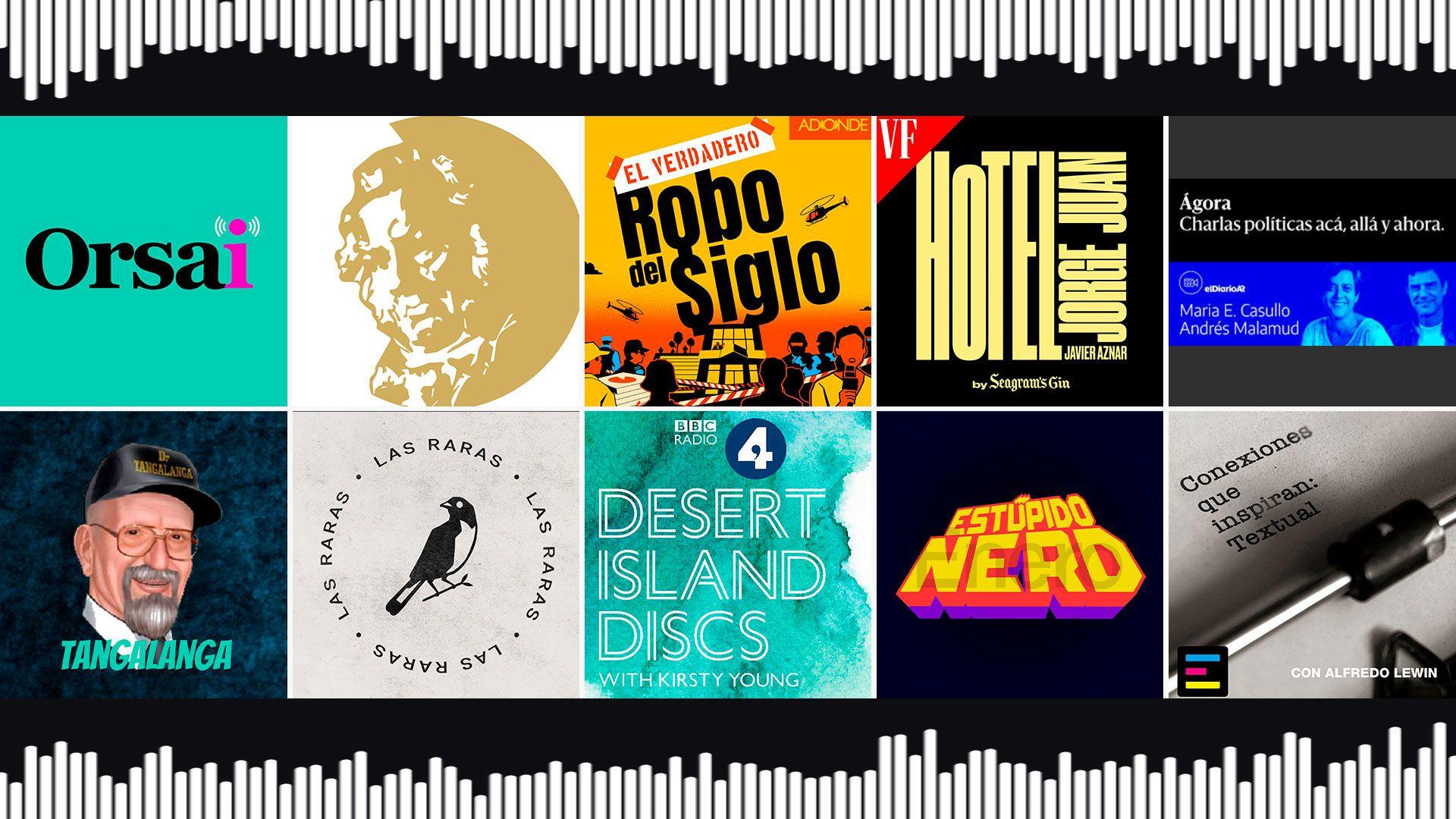 La vida en podcast Enero