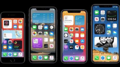 La incorporación de widgets es una de las novedades más esperadas en iOS 14.