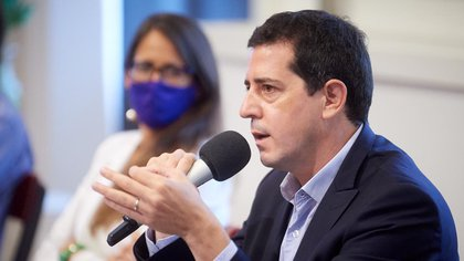 """Eduardo """"Wado"""" De Pedro advirtió que, si no se frena la segunda ola, puede generarse """"una cepa Buenos Aires"""""""