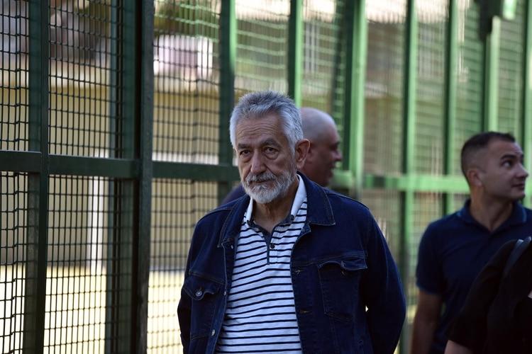 El gobernador de San Luis, Alberto Rodríguez Saá, pidió que haya la mayor participación posible en las elecciones partidarias (Franco Fafasuli)