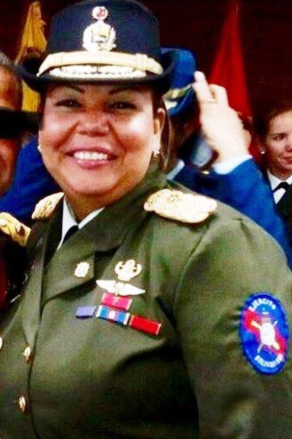 Claudia Pérez de Mogollón