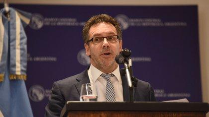 Guido Sandleris, presidente del BCRA (Franco Fafasuli)