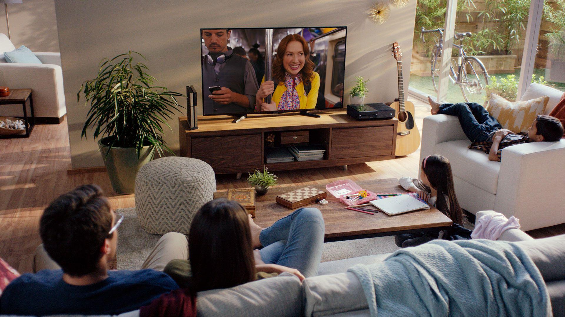 La experiencia de mirar televisión por internet mejoró en los últimos años