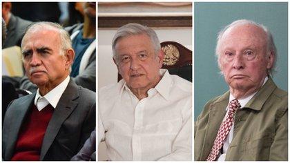 Organizaciones denuncian que hay resistencias para eliminar el glifosato por parte de Alfonso Romo y Víctor Villalobos, titular de Sader (Foto: Cuartoscuro/Especial)