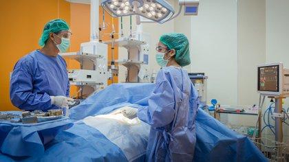 Para que los trasplantes ocurran es imprescindible un sistema sanitario de procuración organizado (Getty Images)